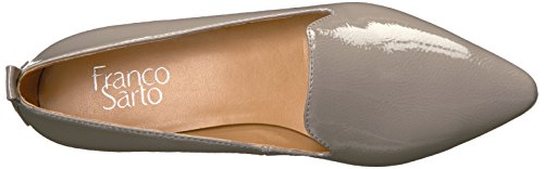 Franco Sarto Womens Shelby Ballet Flat Foggy Grey