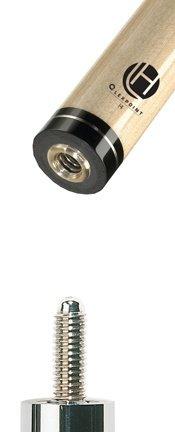 Lucasi Zero Flexpoint Shaft 5/16 x 14 Silver Ring - Lucasi Flexpoint Shaft
