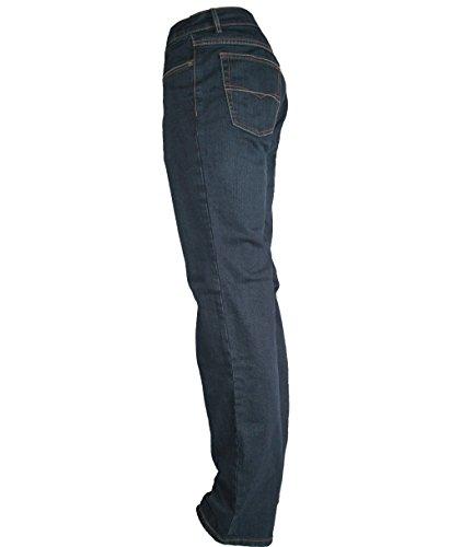 Paddocks Jeans Hose Ranger, 253 - 57.03, blue/ black used, W33 L34