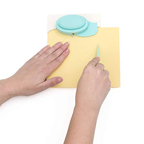 We R Memory Keepers 0633356713357 Board Punch Board & Punch-Pillow (2 Piece)