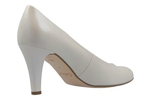Gabor Pumps Schuhe Weiß Übergrößen in Damen Yrqp6Y