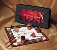 Strip chocolate board game