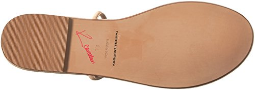 Chinese Laundry Kristin Cavallari Women's Knock Out Flat Sandal Tigers Eye Suede discount finishline outlet enjoy wholesale price cheap online discount prices 54J12ibC