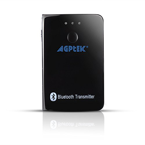 AGPtek New Wireless Bluetooth A2DP HiFi Audio Dongle Adapter