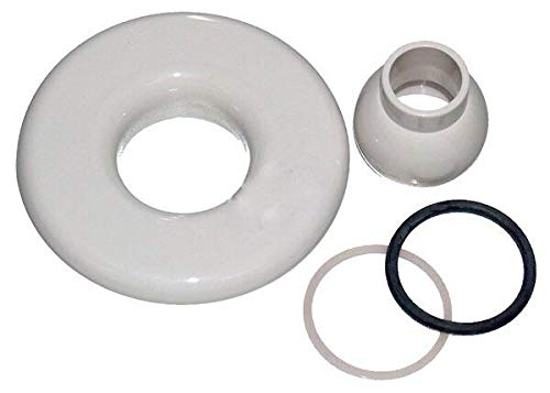 Hot Tub Classic parts Marquis Spa Escutcheon Assembly, Slimline, White MRQ320-6288