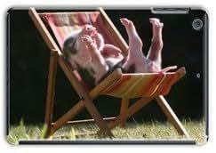 Custom ipad Mini Retina case,Very happy pig as 3D ipad Mini Retina case by ruishername