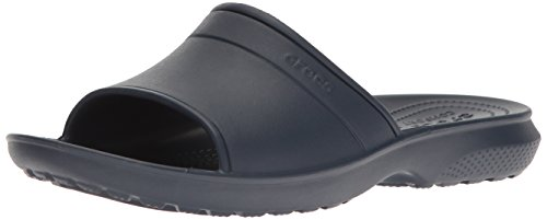 Adulte navy Crocs Mules Classic Mixte Bleu Slide wc6BIFqIv