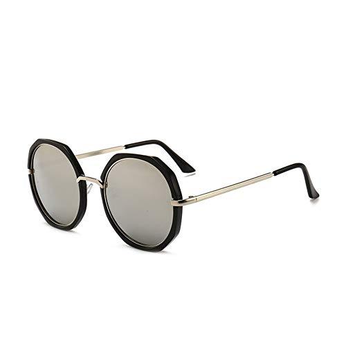 rondes soleil métal ronde de lunettes monture de Lunettes en NIFG C soleil vxqXtBwcF