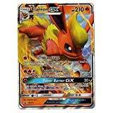 Flareon GX -SM171 Special Collection Box - Holo Rare Promo Card