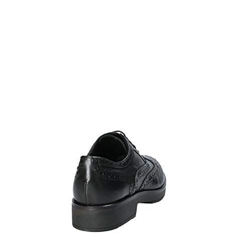 Negro Casual 41 Mujeres Mally 4704s Zapatos SqAEUIWwUx