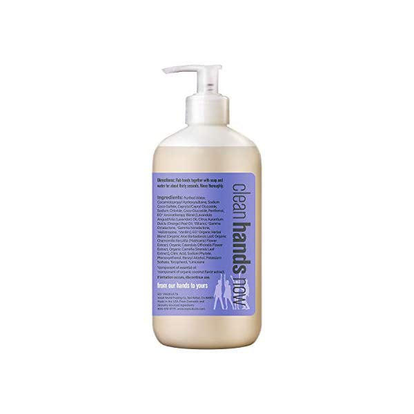 Everyone Hand Soap: Lavender and Coconut