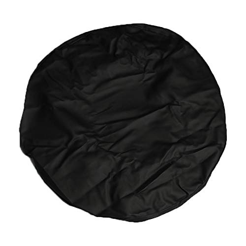 LoLa Ling 14/15/16/17'' Automobiles Car Spare Tire Cover Waterproof Vehicle Wheel Protective Case Black Dustproof Tyre Cover Bag by LoLa Ling (Image #4)