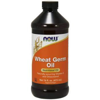 Wheat Germ Oil - 16 fl. oz (473 ml) by NOW