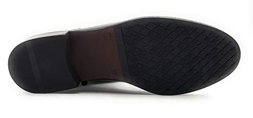 Non sisi Boots Dorking Semelle Femme 7687 Marron Et Amovible Bottes 1w1qA8