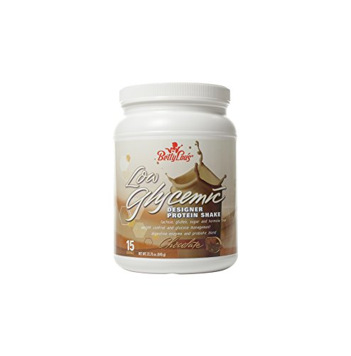 (Betty Lou's Chocolate Low Glycemic Protein Shake, 22.75 Ounce)