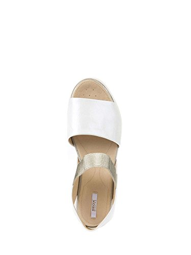 D827wfhebc Sandales Geox Femme 37 White zxAP8xwdq