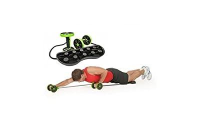 Ab Roll and Flex Whole Body Core Workout Machine