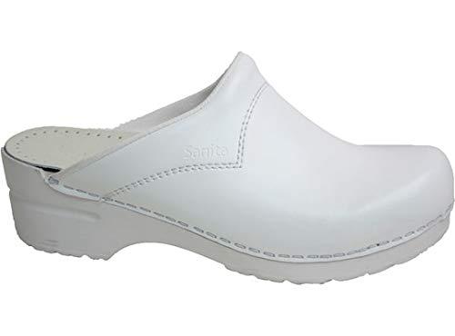 Sanita 812639 Modelo 314 Flex Zueco abierto color blanco talla 39