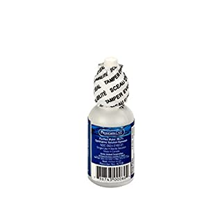 Physicians Care 7-008 by First Aid Only Eyewash Solution, 1 Fl Oz. Bottle