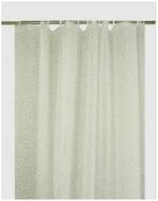Ikea Rideau De Douche Gösjön Blanc Motif Floral Blanc