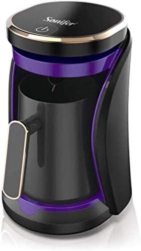 Automatic Turkish Coffee Maker Machine Cordless Electric Coffee Pot Food Grade