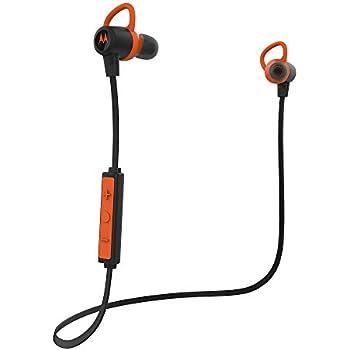 Motorola VerveLoop+ Super Light, Waterproof, Wireless Stereo Earbuds