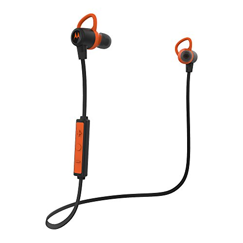 - Motorola SH002A VerveLoop+ Super Light, Waterproof, Wireless Stereo Earbuds