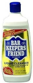 Bar Keepers Friend 11600 13 Oz Bar Keepers FriendR Liquid Cleanser by Bar Keepers Friend
