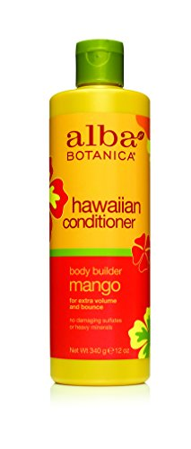Volumizing Conditioner (Alba Botanica Hawaiian, Mango Conditioner, 12)
