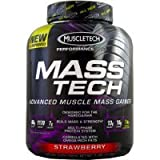 Muscle Tech Mass Tech Perform 7lb Strawberry