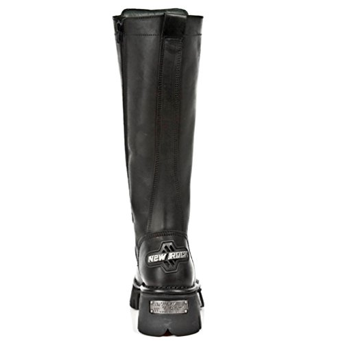 NEWROCK New Rock Stivali Stile M.235 S1 Nero Unisex Reactor
