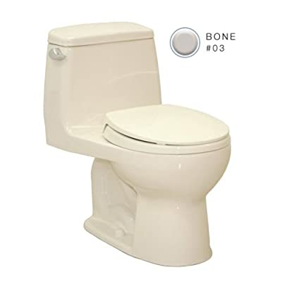 TOTO Eco Ultramax Round Front One Piece Toilet