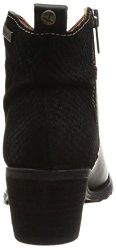 Pikolinos - Andorra 913, Polacchine donna, color Nero (Black), talla 41