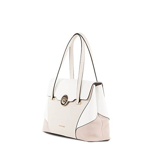 Cromia , Pochette pour femme Rose/blanc