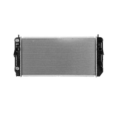 MAPM Premium Quality RADIATOR; V8; WITHOUT ENGINE OIL COOLER by Make Auto Parts Manufacturing