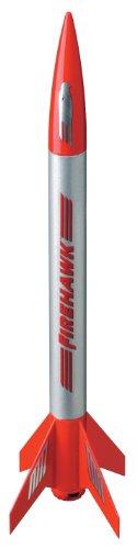 Estes 804 Firehawk Flying Model Rocket Kit