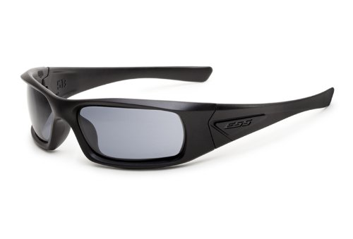 ESS 5B High-Impact Sunglasses Smoke Gray Lens - 5b Ess Sunglasses