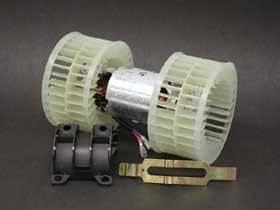 Mercedes w124 1990 oem blower motor fan for Squirrel cage fan motor