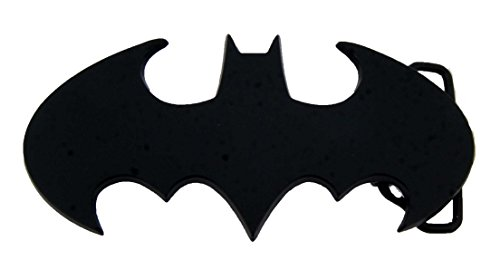 Official BLACK Batman Buckle LICENSED product image