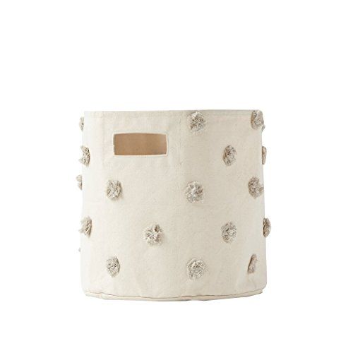 Pehr Pom Pom Bin, Grey by Pehr Designs