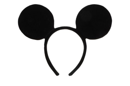 Disney's Mickey Mouse Ears by elope (Adult Simple Halloween Costumes)