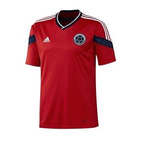 Adidas Camiseta Visitante Selección Colombia (G87250) Colombia Away Jersey (L)