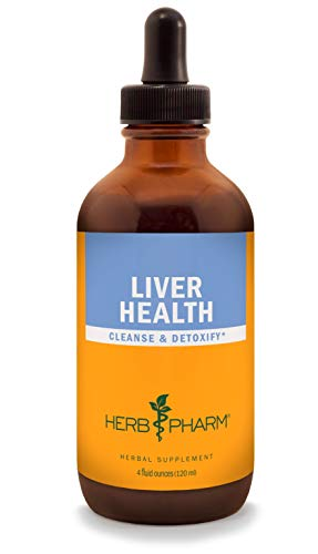 Herb Pharm Liver Health Liquid Herbal Formula for Liver and Gallbladder Support - 4 Ounce ()