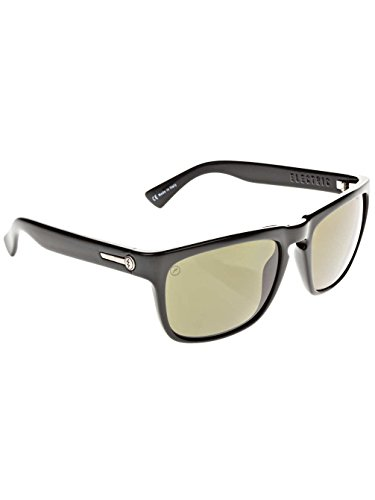 Electric EE09001642 Knoxville Sunglasses, Gloss Black Frame - M1 Grey Polar - Sunglasses California