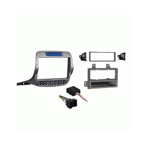 METRA 99-3010S-LC - Radio Installation kits - CHEVY CAMARO BASE MODEL 2010-UP DIN/DDIN ()
