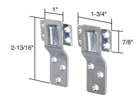 - CRL Screen and Storm Window Sash Hanger - Package