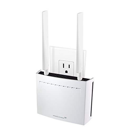 Amped Wireless High Power AC2600 Plug-In Wi-Fi Range Extender with MU-MIMO (REC44M) by Amped Wireless