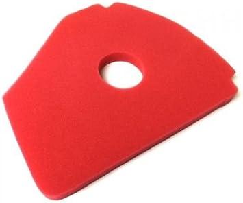Luftfiltermatte Luftfiltereinsatz Filter Einsatz Für Mt 50 Mb 50 Rot Luftfilter Auto