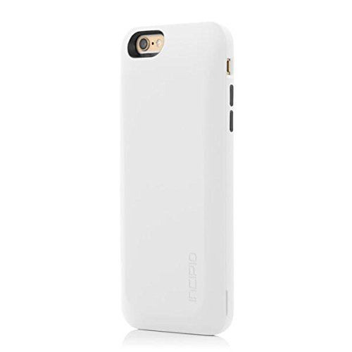 cheap for discount d360e f3652 Incipio offGRID Battery Case for iPhone 6, iPhone 6S - White