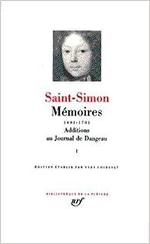 Saint-Simon : Mémoires, tome 8 1721-1723